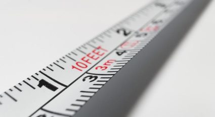 Tool to measure distance