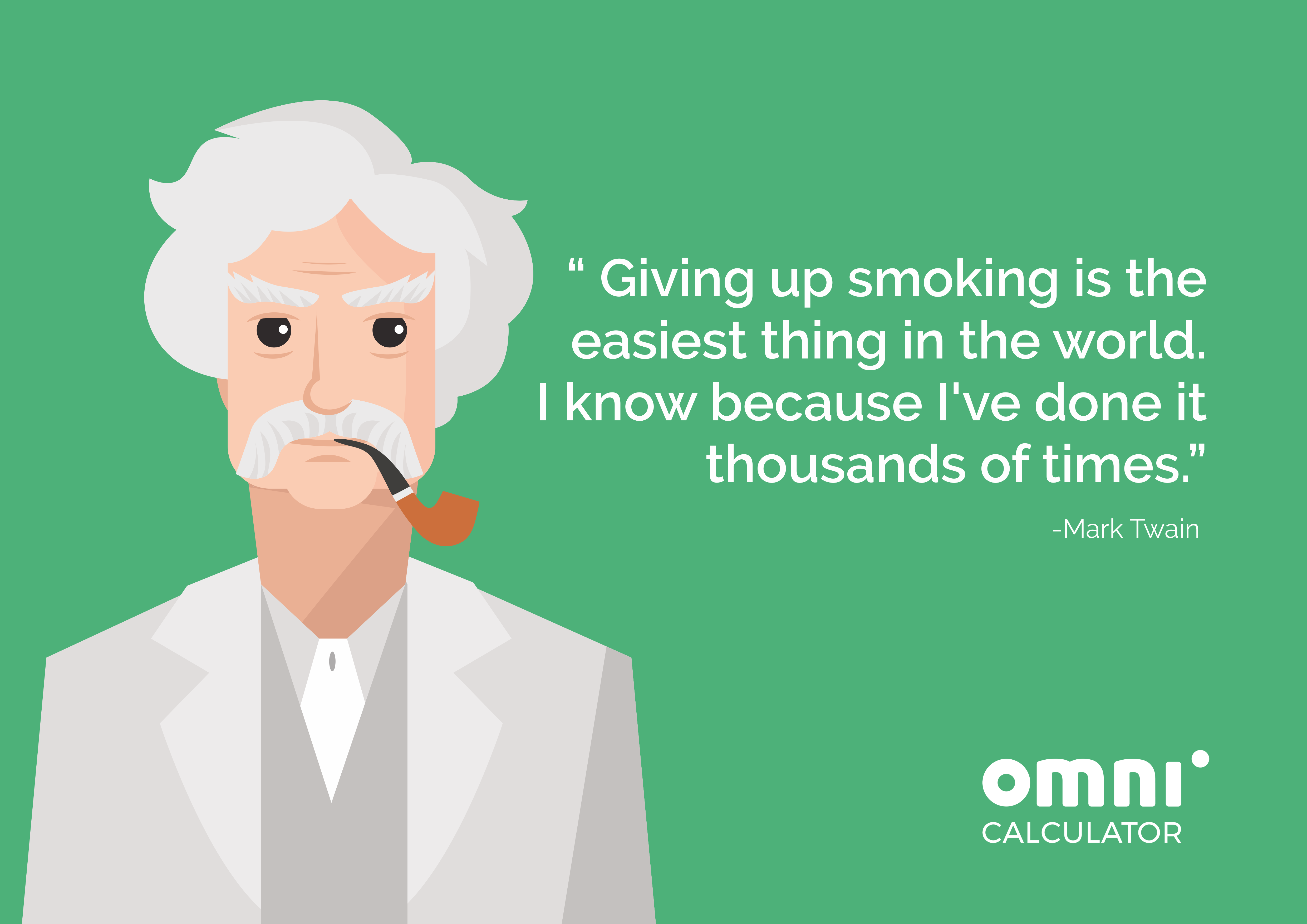 giving up smoking quote