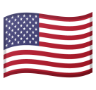 US flag emoji for the us sizes