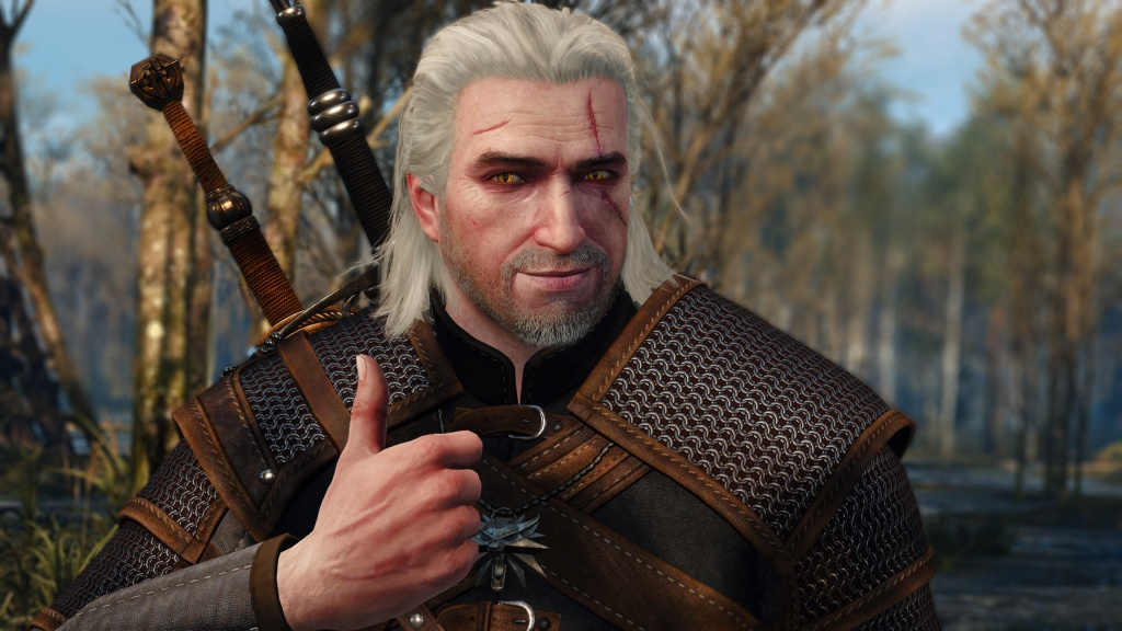 The Witcher calculator: thumbs up!