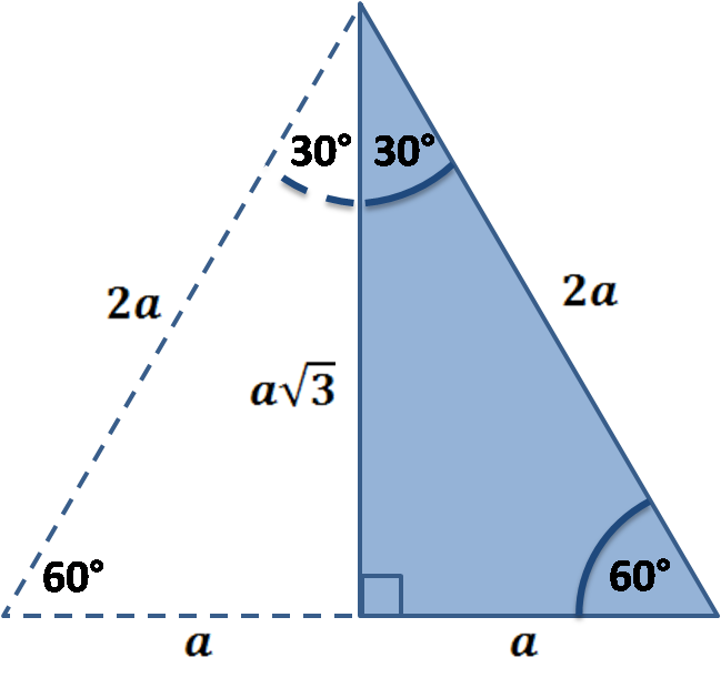 30 60 90 Triangle  Calculator | Formula | Rules - Omni