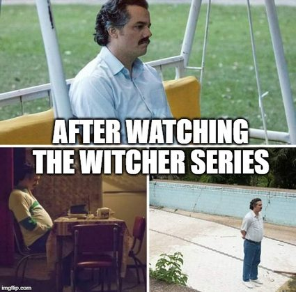The Witcher calculator: when you finish the Netflix show